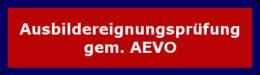 """Zum Lehrgang """"Ausbildereignungsprüfung gem. AEVO"""""""