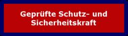 """Zum Lehrgang """"Geprüfte Schutz- und Sicherheitskraft"""""""